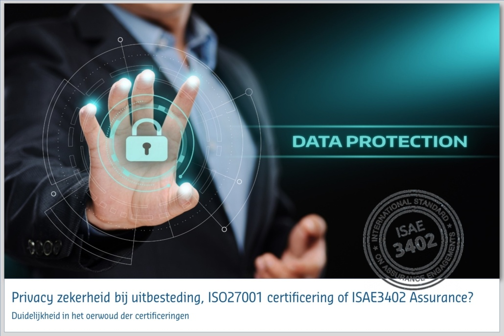 ISAE 3000 ISAE 3402 Assurance IT Security Privacy AVG Assurance